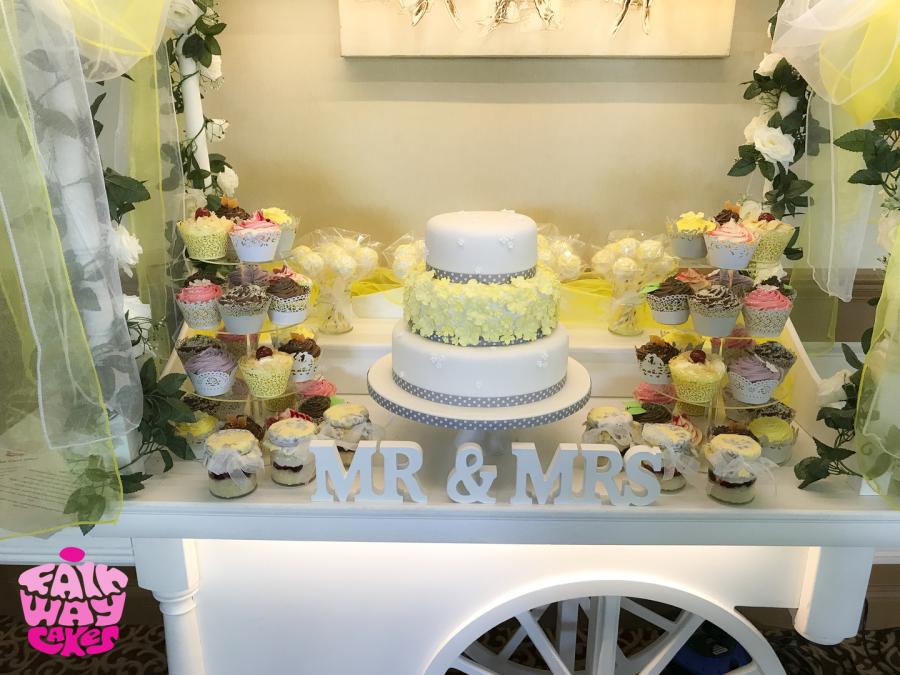 Fairway Cakes - Candy Cart, Savoury Cart and Cake Cart
